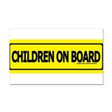 """Baby on board 3"""" x 5"""""""
