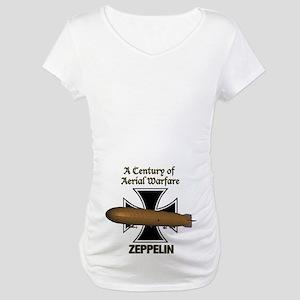 Zeppelin Maternity T-Shirt