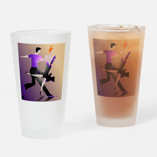 Cha Cha Drinking Glass