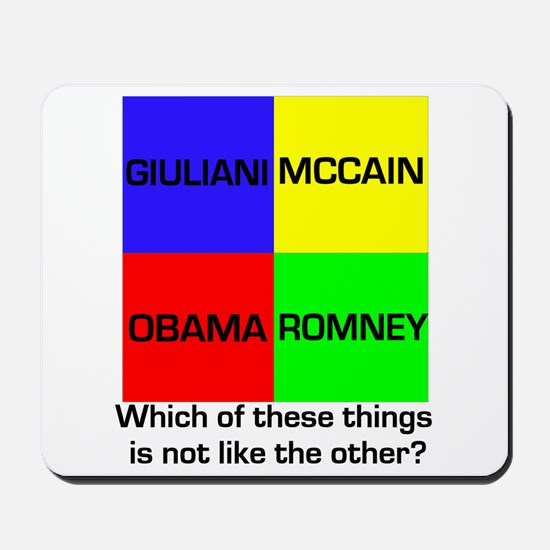 Republican Which of these thi Mousepad