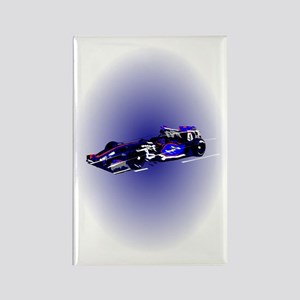 Formula 1 Rectangle Magnet