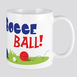 BOCCE BALL! Mugs