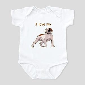 I love my American Infant Bodysuit