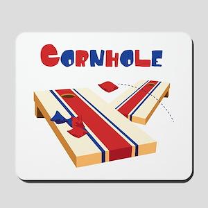 CORNHOLE Mousepad