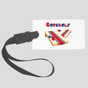 CORNHOLE Luggage Tag