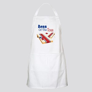 BOSS OF THE TOSS Apron