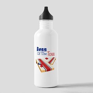 BOSS OF THE TOSS Water Bottle