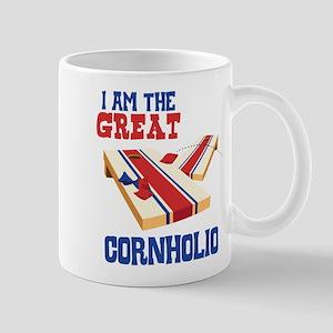 I AM THE GREAT CORNHOLIO Mugs