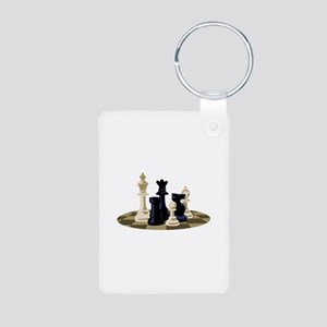 Chess Pieces Game Keychains