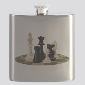 Chess Pieces Game Flask