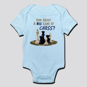HOW ABOUT A NICE GAME OF CHESS? Body Suit