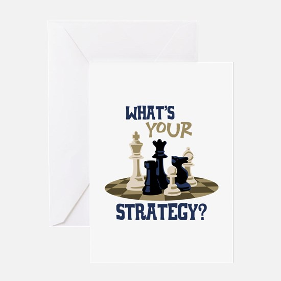 WHATS YOUR STRATEGY? Greeting Cards