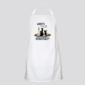WHATS YOUR STRATEGY? Apron
