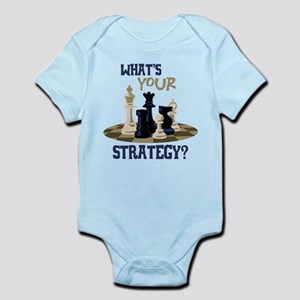 WHATS YOUR STRATEGY? Body Suit