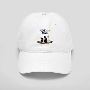MAKE YOUR MOVE Baseball Cap