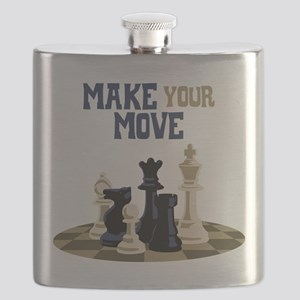 MAKE YOUR MOVE Flask