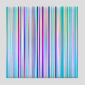 Stripes Tile Coaster