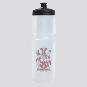 Patterson Family Crest Sports Bottle