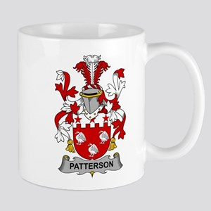 Patterson Family Crest Mugs