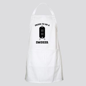 Proud to be a Smoker - Grilling Humor Apron