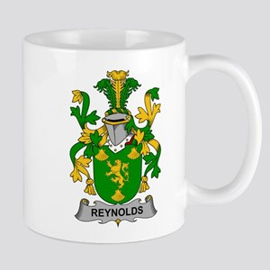 Reynolds Family Crest Mugs