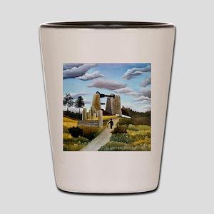 Rousseau - The Quarry Shot Glass