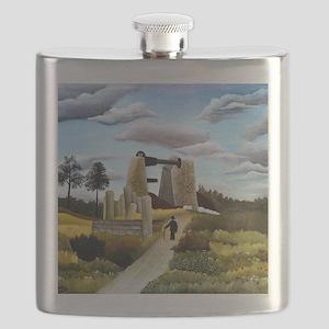 Rousseau - The Quarry Flask