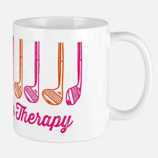 Golf Group Therapy Mug