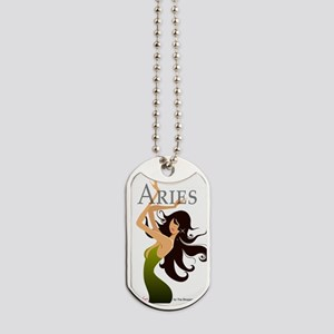The Shopping Addicts Aries Dog Tags