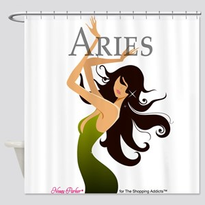 The Shopping Addicts Aries Shower Curtain
