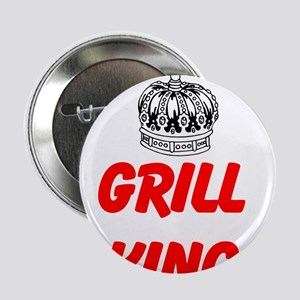 "Grill King 2.25"" Button"