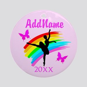 GIFTED DANCER Ornament (Round)