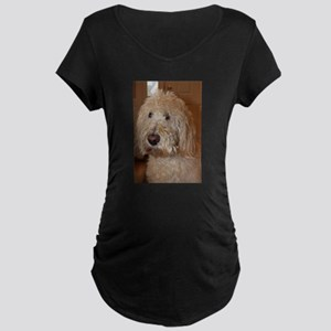 Doodle Baby Maternity T-Shirt