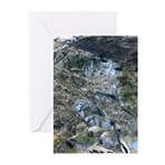 Alpine Stream Reflections Cards (Pk of 10)