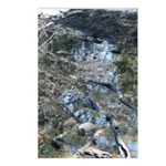 Alpine Stream Reflection Postcards (Package of 8)