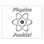 Physics Junkie Small Poster