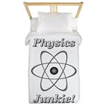 Physics Junkie Twin Duvet