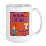 Gotcha Mugs