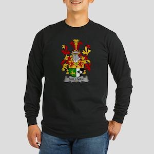 Sullivan Family Crest Long Sleeve T-Shirt