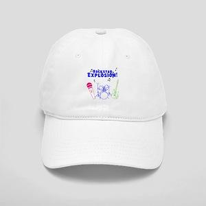Rockstar Explosion logo Baseball Cap