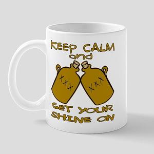 And Get Your Shine On Mug