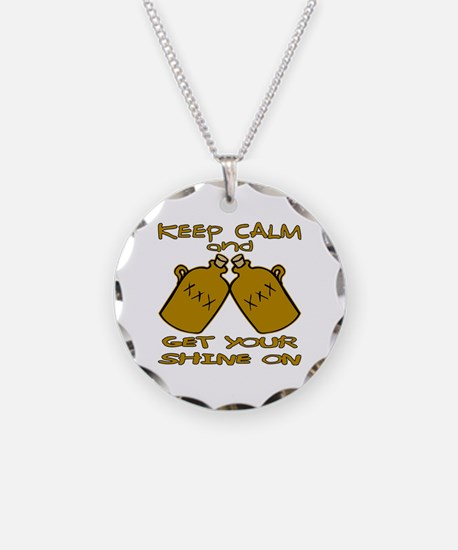 And Get Your Shine On Necklace