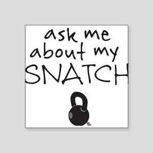 Snatch (Kettlebell) Sticker