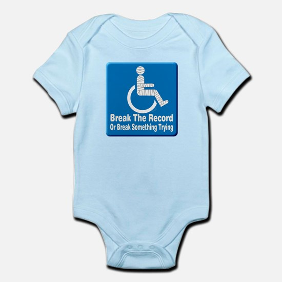 Break Something Infant Bodysuit
