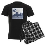Lunar Accounting Division Men's Dark Pajamas