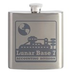 Lunar Accounting Division Flask