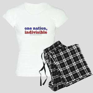 One Nation Indivisible lightapparel Pajamas