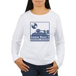 Lunar Auditing Division Women's Long Sleeve T-Shir