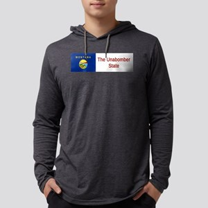 Montana Humor #2 Long Sleeve T-Shirt