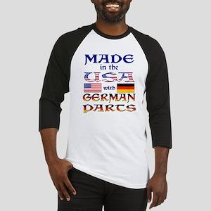 Made USA With German Parts Baseball Jersey